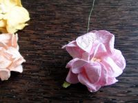Гардения, 40 мм, розова.